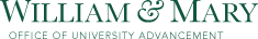 William & Mary - University Advancement